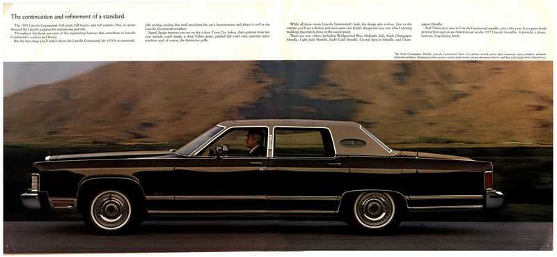 Directory Index Lincoln 1978 Lincoln 1978 Lincoln