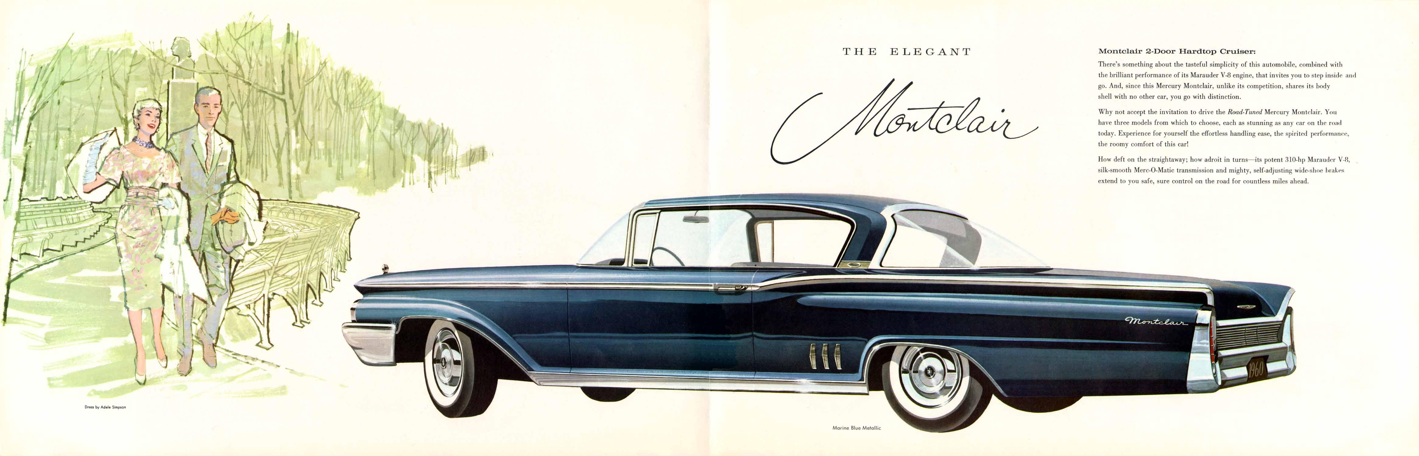 Directory Index Mercury 1960 Mercury Album