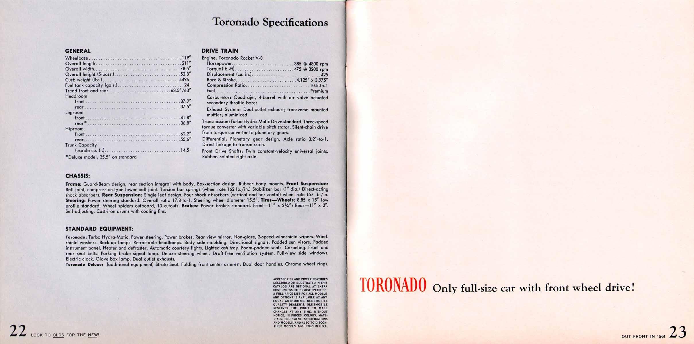 1966 oldsmobile toronado 22 23