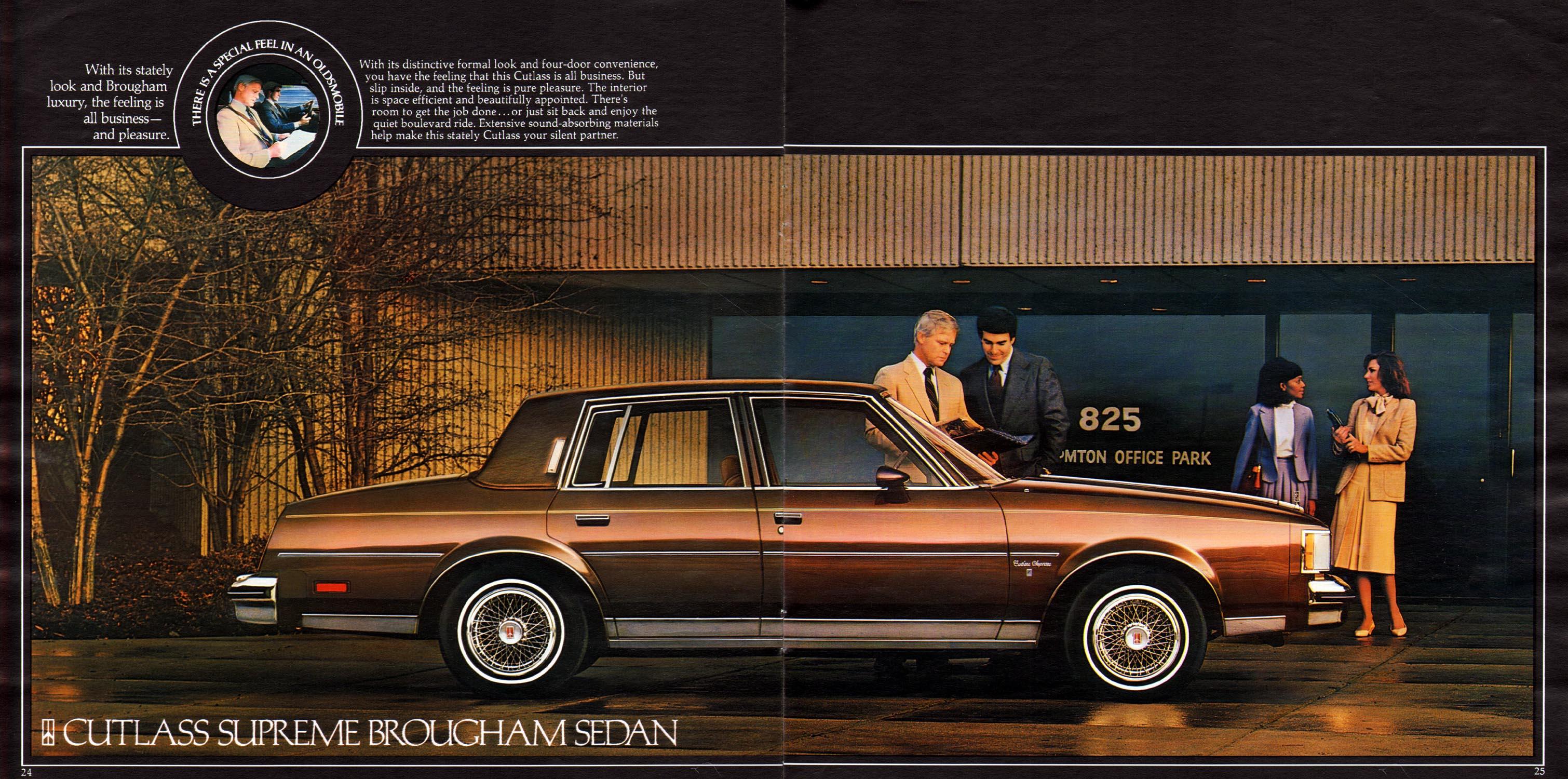 1984 oldsmobile cutlass 24 25