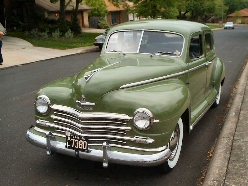 Car of the Week: 1946 Plymouth Special Deluxe coupe - Old Cars Weekly