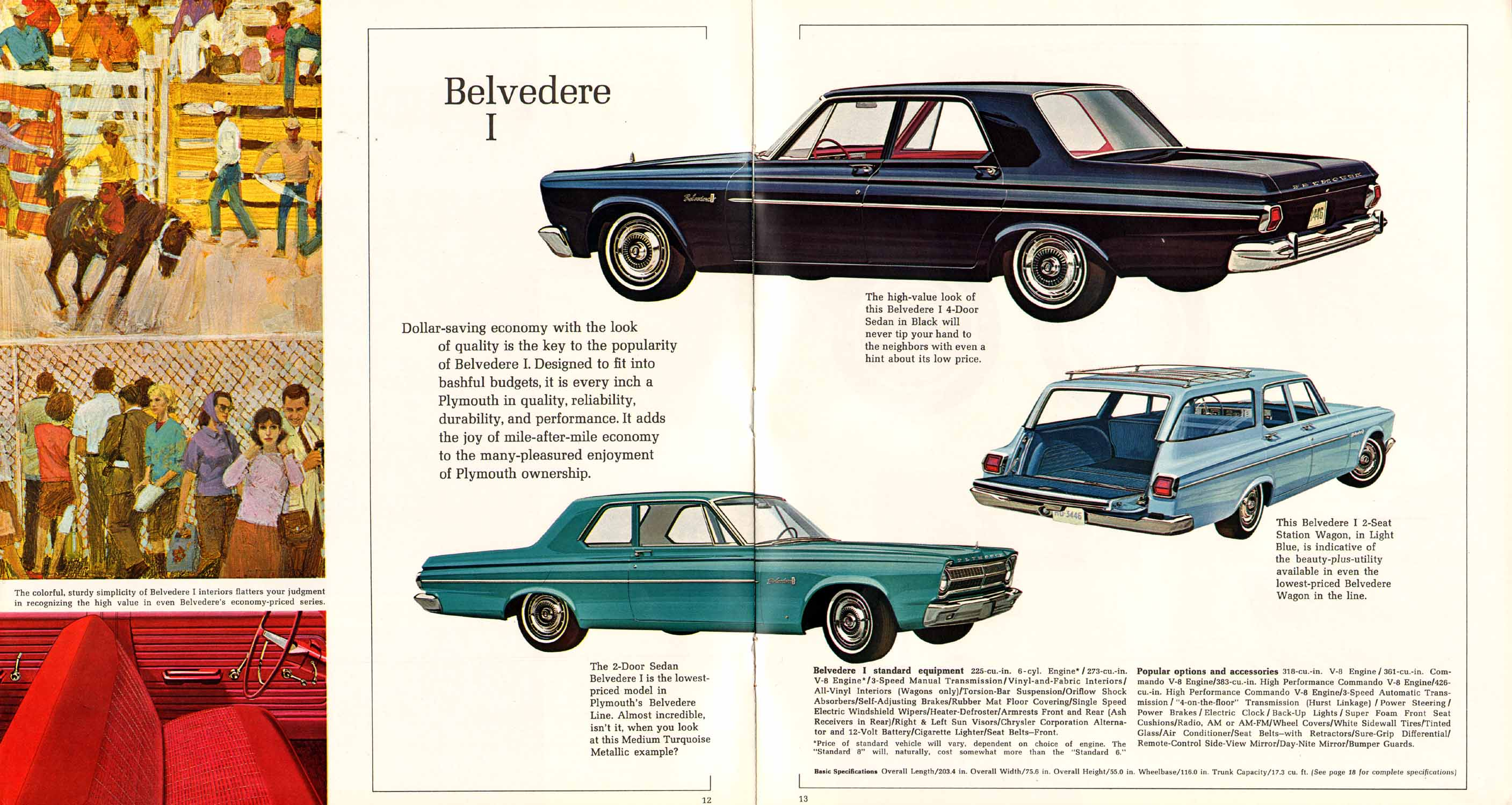 Imcdb Org 1965 Plymouth Belvedere I In Quot Le Gendarme 224 New