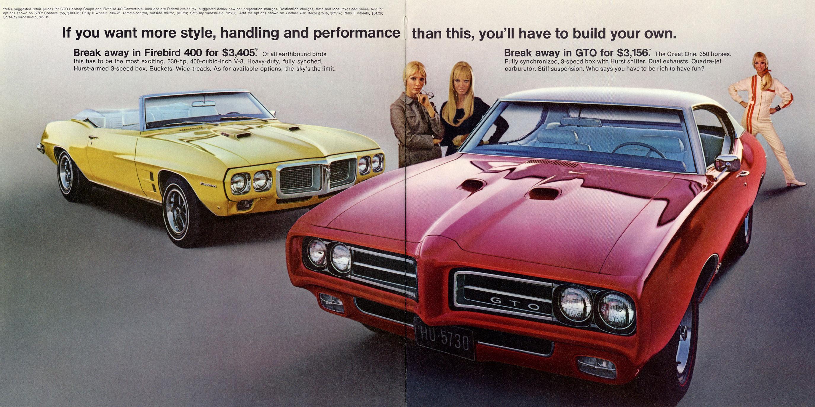 1969 Pontiac Bonneville For Sale - Carsforsale.com