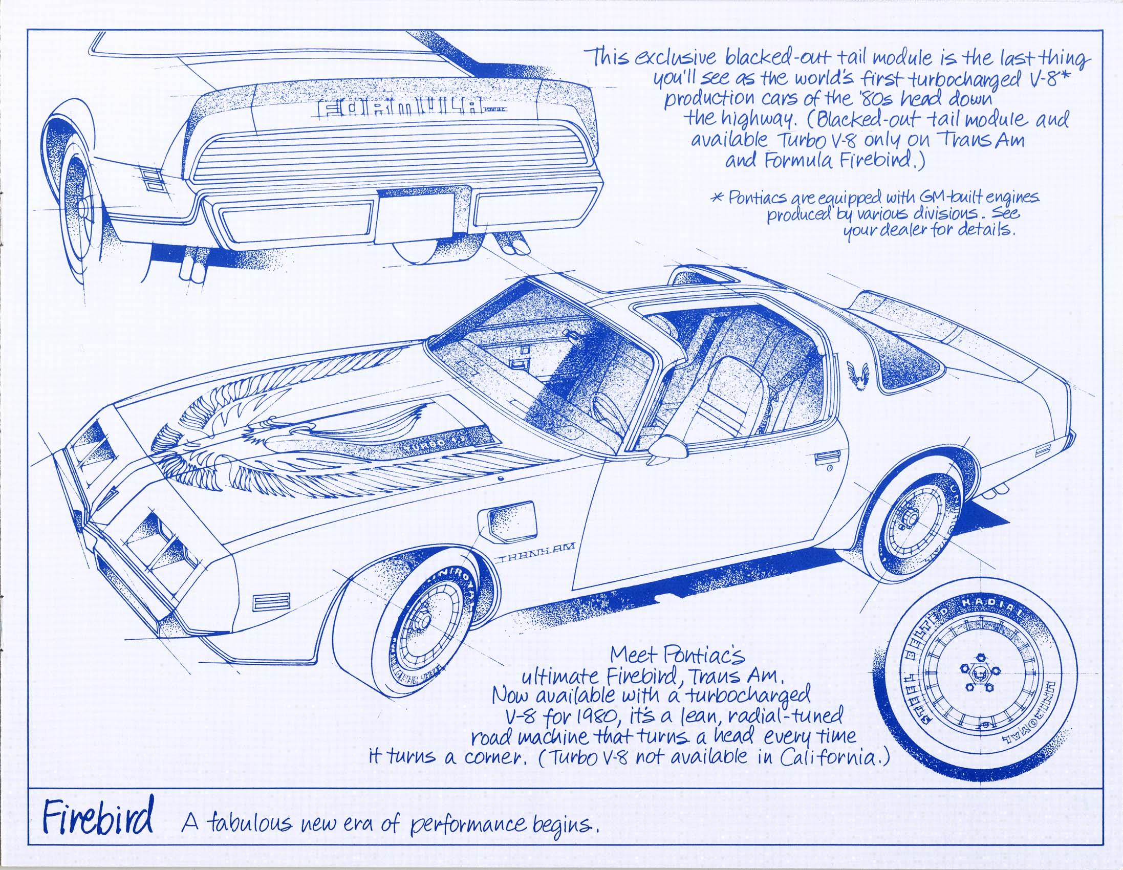 1980 pontiac blueprint for success full size image malvernweather Images